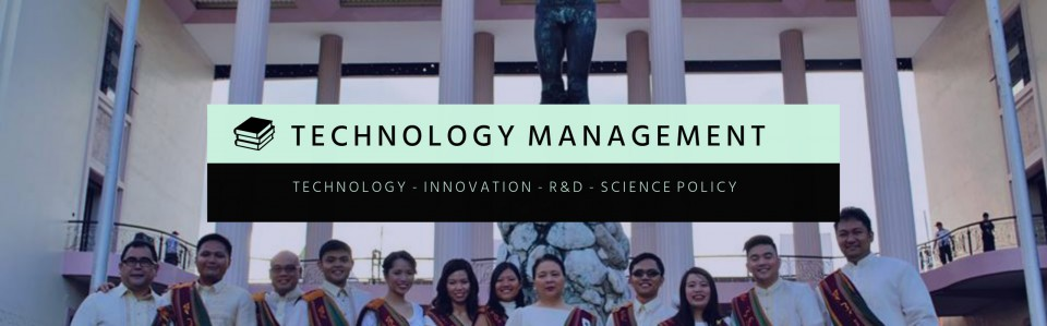 Master thesis technology management